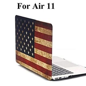 MacBook Air 11 Inch Case American Flag